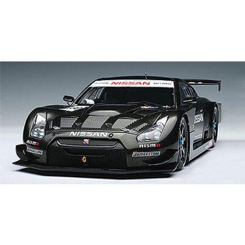 ダイキャストカー 2008 日産 GT-R Super GT テストカー