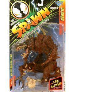 The Mangler Action フィギュア - 1996 Todd McFarlane's Spawn Ultra-Action フィギア Series