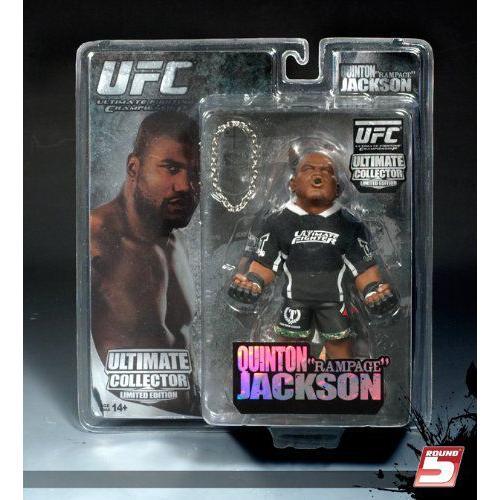 ★フィギュア★ UFC Round 5 限定版 クイントン・ランペイジ・ジャクソン(Quinton