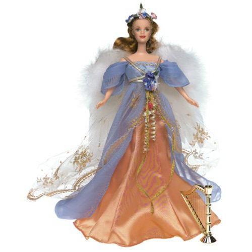 バービーHarpist Angel Barbie Doll 輸入品