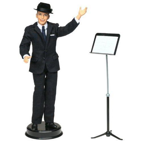バービーBarbie Frank Sinatra Doll The Recording Years 1st in Series Timeless Treasures Collector E