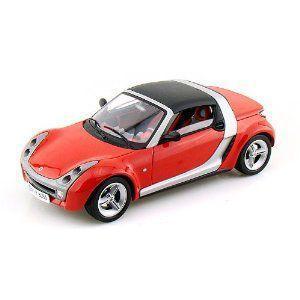 Smart Roadster 1/18 赤