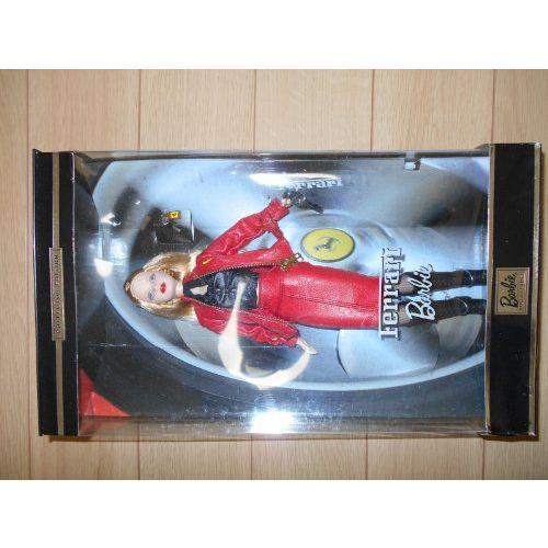 Barbie バービー Ferrari Collector Edition Doll (2000) 人形 ドール