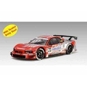 2003 Nissan Skyline GT-R JGTC Xanavi Nismo #23 1/18 GT500 Champion (Round 8 Suzuka)