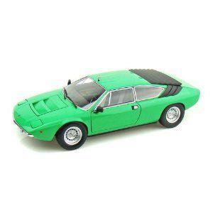 Lamborghini Urraco 1/18 緑