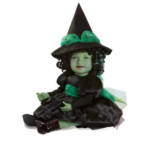 Wicked Witch -Wizard Of Oz Girl Charisma Adora アドラ 2010 Doll 20895 人形 ドール