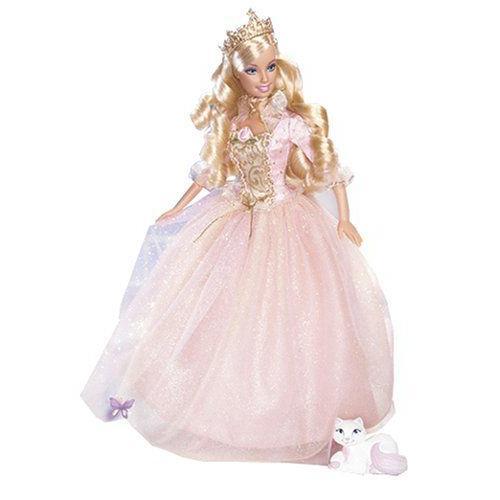 バービー プリンセス&ポウパー プリンセス アナリーズ G4612