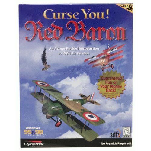 Curse You! 赤 Baron (輸入版)