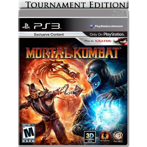 Mortal Kombat: Tournament Edition (輸入版)
