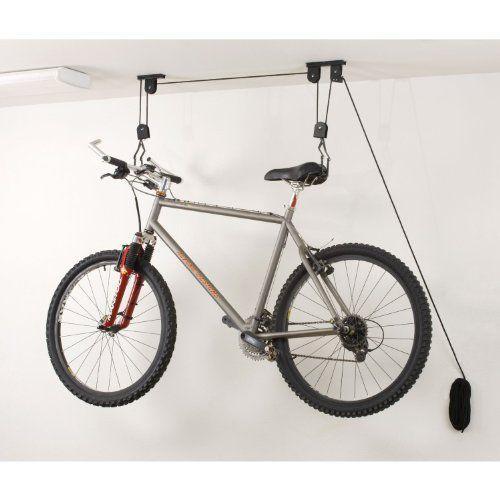 自転車用 天井吊り下げ収納&ディスプレイ