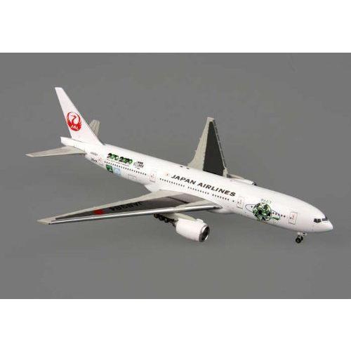 Jcwings Jal 777-200 1/400 Eco Jet REG#JA8984 プラモデル 模型 モデルキット おもちゃ