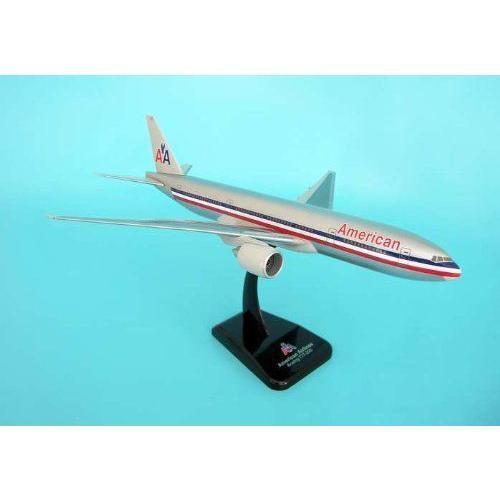 Hogan American B777-200 1/200 W/GEAR プラモデル 模型 モデルキット おもちゃ