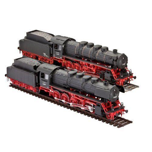 Revell 1/87 Steam Locomotives BR 43 プラモデル 模型 モデルキット おもちゃ