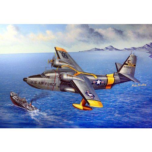 1/48 HU-16A Albatross USAF Amphib Aircraft NewTool プラモデル 模型 モデルキット おもちゃ