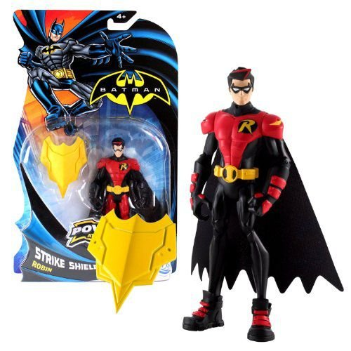 Mattel マテル社 Year 2011 DC Batman バットマン Power Attack Series 6 Inch Tall アクションフィギュ