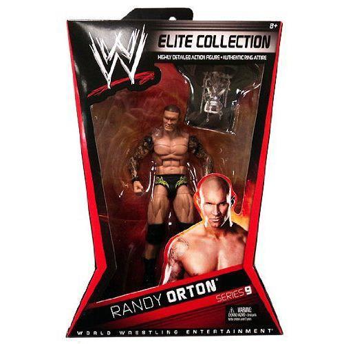 WWE プロレス Elite Collector Randy Orton Figure Series #9 フィギュア 人形 おもちゃ