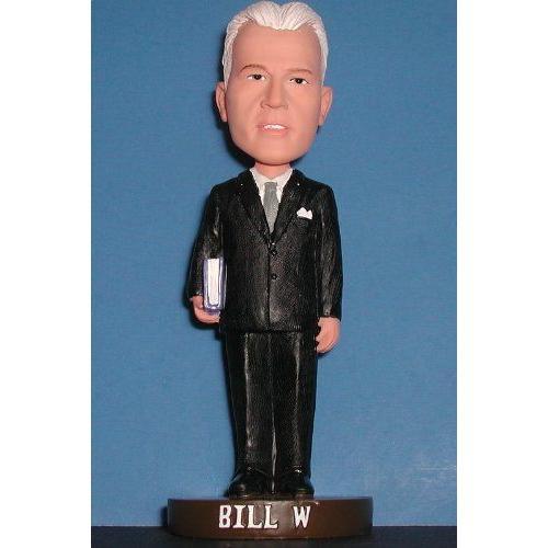 【アレキサンダー】Bill W. Bobble Head - Co-founder of Alcoholics Anonymous Bill Wilson フィギュア
