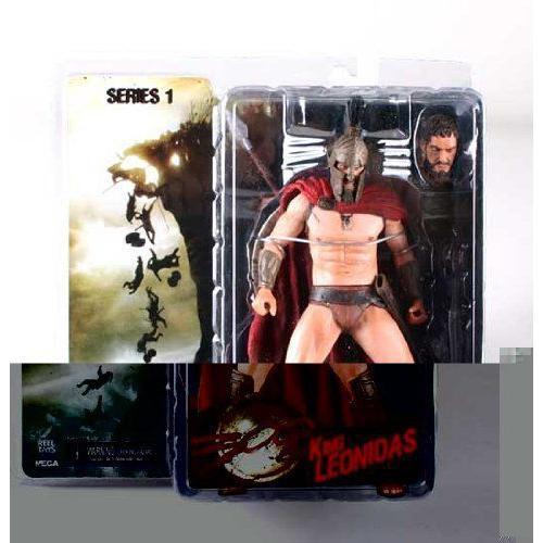 300 Series 1 King Leonidas アクションフィギュア 人形 おもちゃ