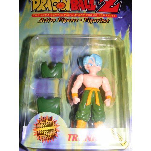 Dragonball Z Kid Trunks (Rare) 1999 Reti赤 (青 Hair) フィギュア 人形 おもちゃ