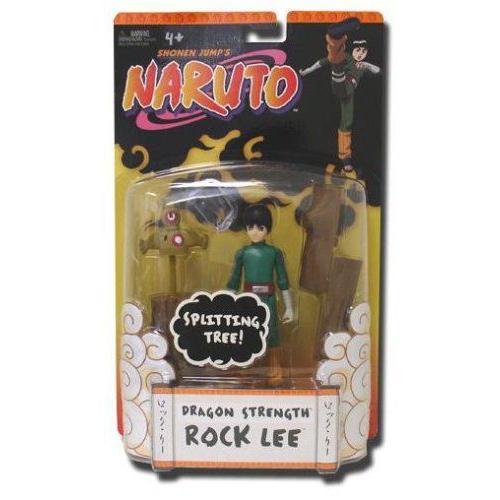 Shonen Jumps Naruto- Dragon Strength Rock Lee フィギュア 人形 おもちゃ