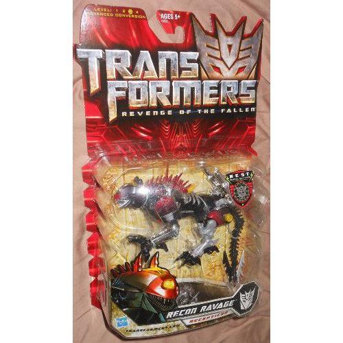 Transformers トランスフォーマー Revenge of the Fallen Recon Ravage アクションフィギュア Mailaway E