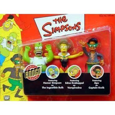 WWE プロレス Treacherous Trios Randy Orton, Bob Orton Jr. and Undertaker フィギュア 人形 おもちゃ