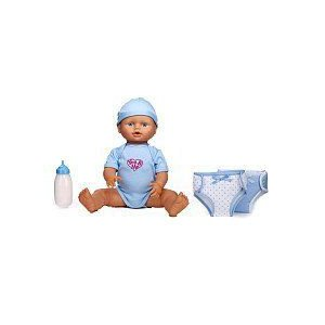 You & Me Mommy Change my Diaper Doll - Boy ドール 人形 おもちゃ