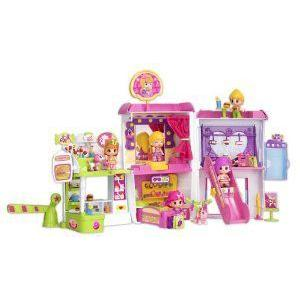 Pinypon Shopping Center Playset ドール 人形 おもちゃ