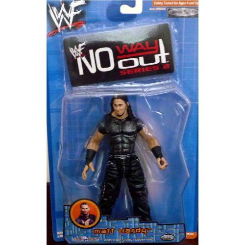 MATT HARDY WWE プロレス WWF プロレス アメリカンプロレス Exclusive No Way Out Series 2 Figure フィ