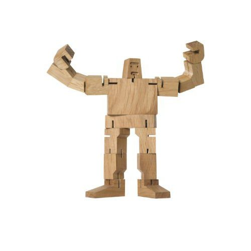 Areaware Guthrie Cubebot フィギュア 人形 おもちゃ
