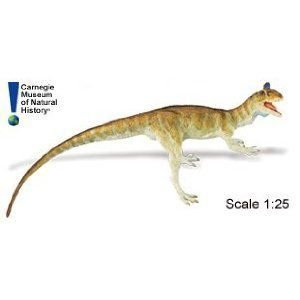 Safari 421801 Carnegie Cryolophosaurus- Pack of 3 フィギュア 人形 おもちゃ