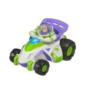 Toy Story Rev-n-Go Race Buggy - Buzz Moon Buggy フィギュア 人形 おもちゃ