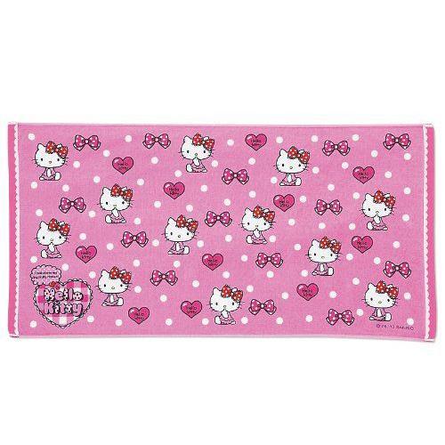 [Hello Kitty]Ruffle towel フィギュア 人形 おもちゃ