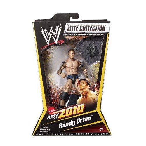 WWE プロレス Elite Collection Randy Orton Figure Best of 2010 Series フィギュア 人形 おもちゃ