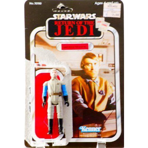 Star Wars スターウォーズ Vintage 1983 アクションフィギュア General Madine Return of the Jedi ジェ