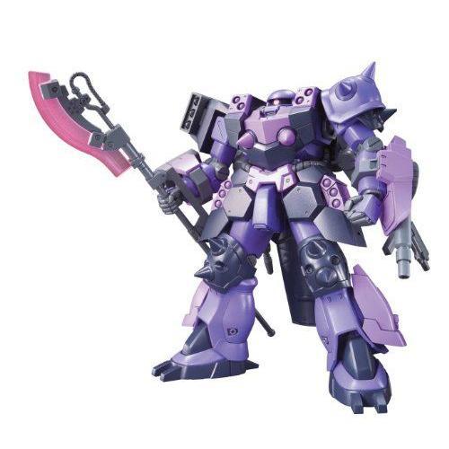 HG Gunpla Builder GPB-06F Super Custom Zaku F2000 1/144 model kit フィギュア 人形 おもちゃ