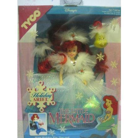The Little Mermaid リトルマーメイド - Holiday Ariel ドール 人形 おもちゃ