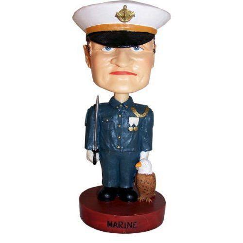WMU - Encore Marine Bobble Head フィギュア 人形 おもちゃ