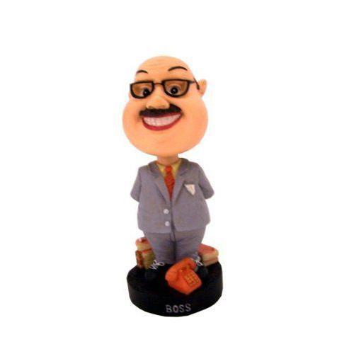 WMU - Encore Work Boss Bobble Head フィギュア 人形 おもちゃ