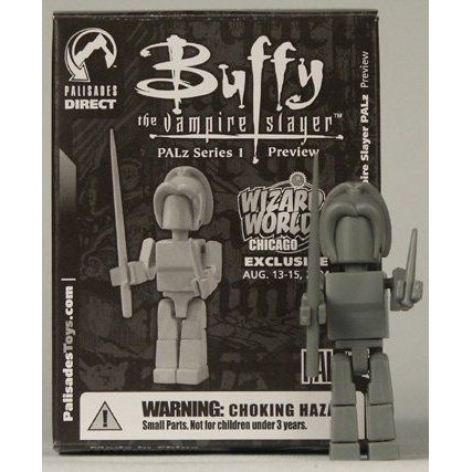 Buffy the Vampire Slayer Test Shot Palz Preview Figure フィギュア 人形 おもちゃ