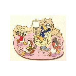 Disney ディズニー Pins Donald Duck Nephews Band フィギュア 人形 おもちゃ