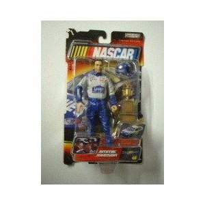 Jimmie Johnson #48 Lowes Jakks Pacific Road Champs アクションフィギュア Approximately 6 Inches Tal