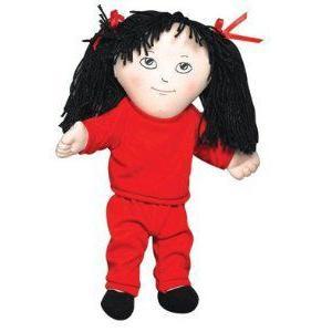 Children s Factory CF100-727 Asian Girl in Sweat Suit ドール 人形 おもちゃ