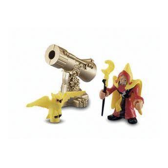 Imaginext Adventures Wizard フィギュア 人形 おもちゃ