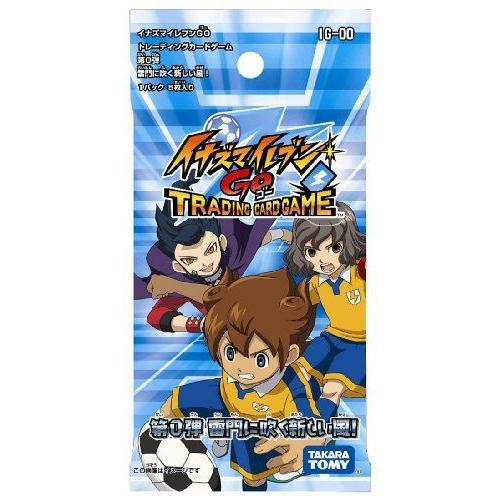Inazuma Eleven - New TCG Expansion Pack Vol.0 (24packs) フィギュア 人形 おもちゃ