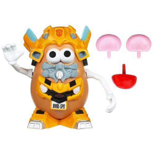 Playskool Mr. Potato Head ミスターポテトヘッド Transformers トランスフォーマー Bumble Spud フィギ