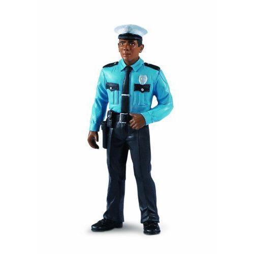 Safari Ltd People Rick The Police Officer Figure フィギュア 人形 おもちゃ