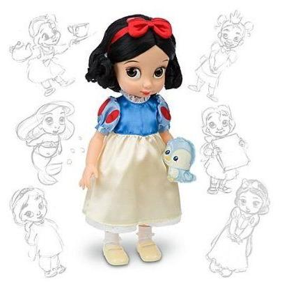 Disney ディズニー Princess Animators Collection 16 Inch Doll Figure Snow 白い 白雪姫 ドール 人形