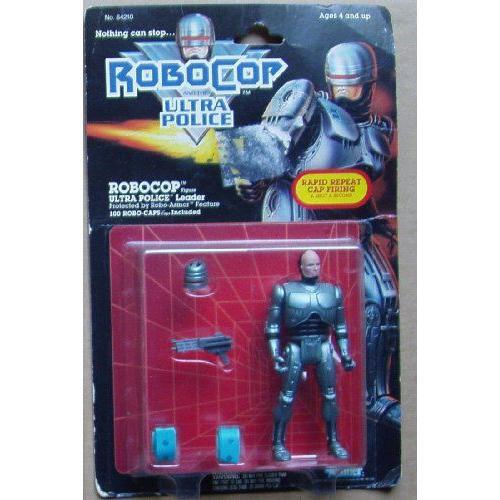 Kenner ROBOCOP Ultra Police Figure Rapid Repeat Cap Firing フィギュア 人形 おもちゃ