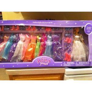 Dream Dazzlers Jessica Doll with 12 Dresses Set ドール 人形 おもちゃ